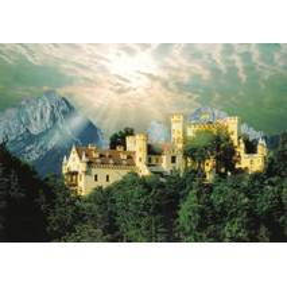 Royal Castle Hohenschwangau - Viewcard