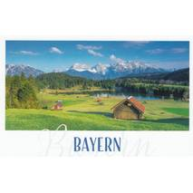 Bavaria - Lake - HotSpot-Card