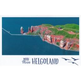Helgoland Luftaufnahme - HotSpot-Card