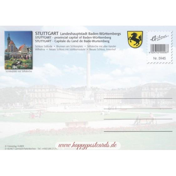 Stuttgart - Chronik