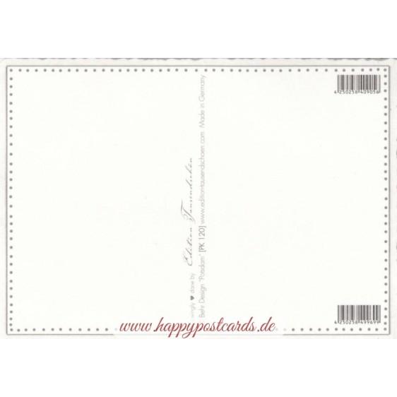 Potsdam Sans Souci - Tausendschön - Postkarte