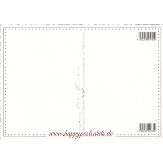 Die Zauberflöte - Tausendschön - Postkarte
