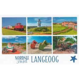 Langeoog - HotSpot-Card
