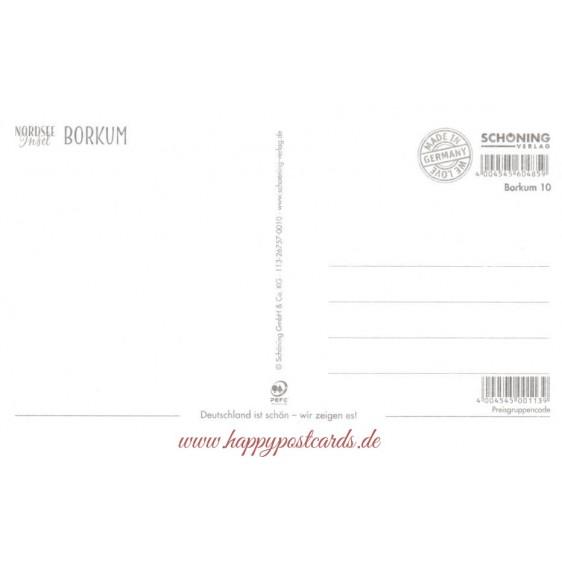 Borkum - HotSpot-Card