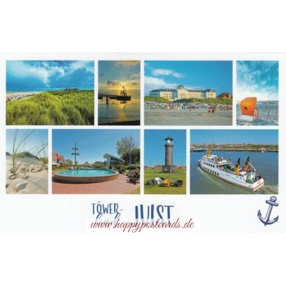 Juist - HotSpot-Card