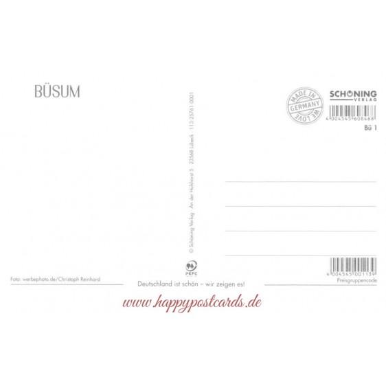 Büsum - HotSpot-Card