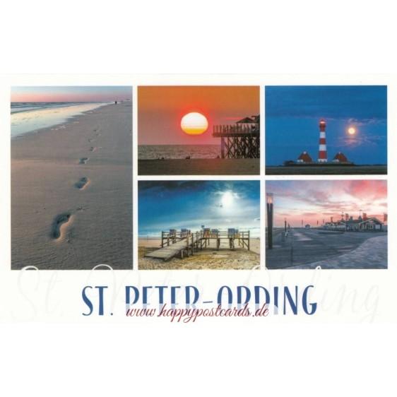 St. Peter-Ording - HotSpot-Card