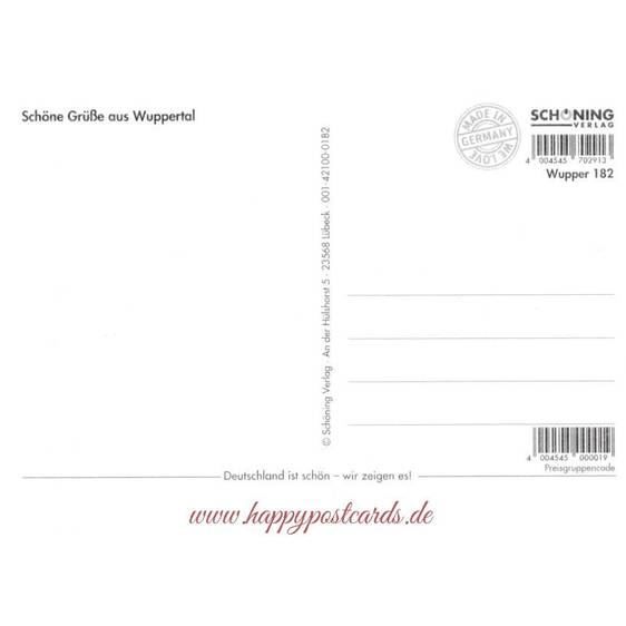 Wuppertal - Viewcard