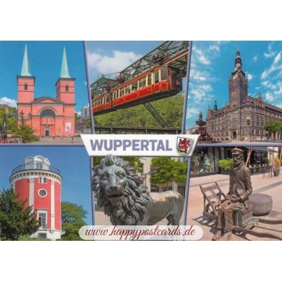 Wuppertal - Ansichtskarte