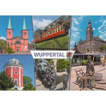Wuppertal - Viewcard