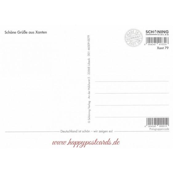 Xanten - Viewcard