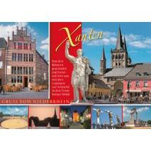 Xanten - Viewcard