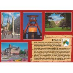 Essen - Chronik - Ansichtskarte