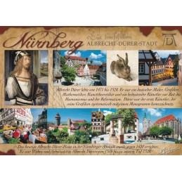 Nürnberg - Chronik - Ansichtskarte