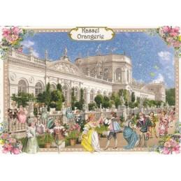 Kassel - Orangerie - Tausendschön - Postcard