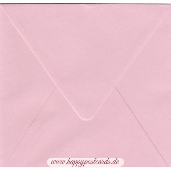 Envelope - flamingo
