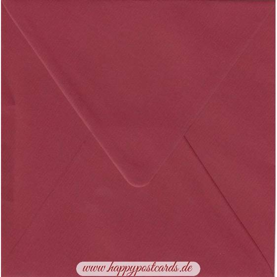Umschlag rosso