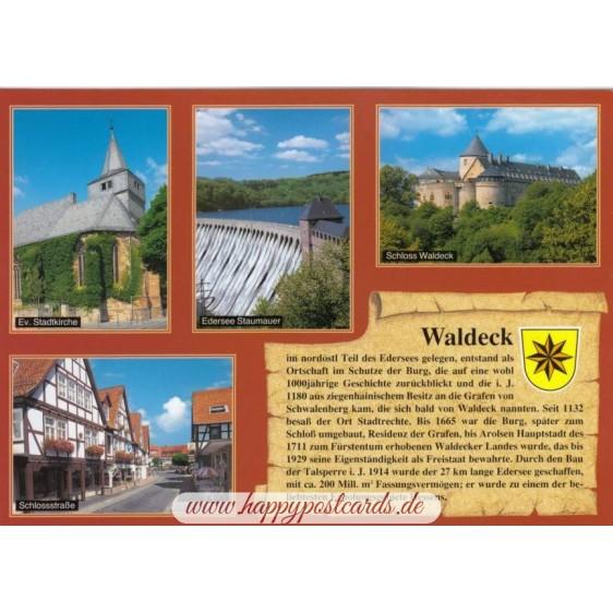 Waldeck - Chronicle - Viewcard