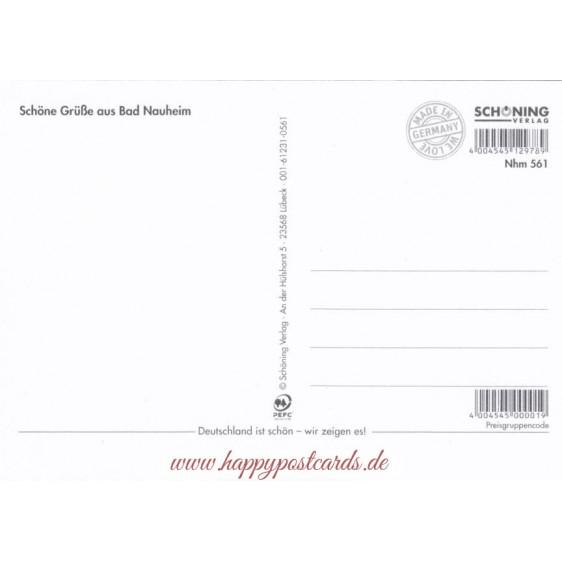 Bad Nauheim - Chronicle - Viewcard