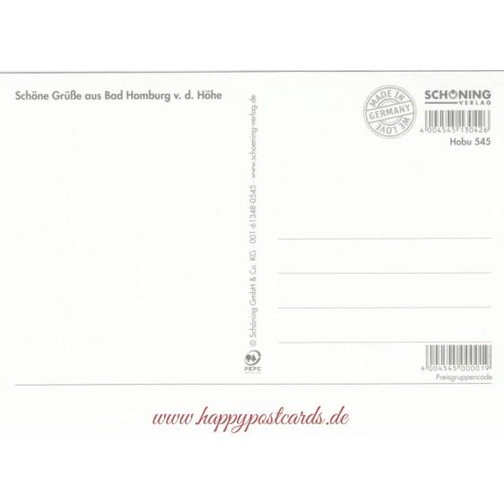 Bad Homburg - Chronicle - Viewcard