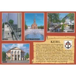 Kehl - Chronik - Ansichtskarte