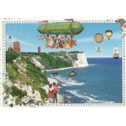 Rügen - Kap Arkona - Tausendschön - Postkarte