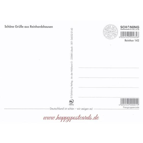 Bad Wildungen-Reinhardshausen - Chronicle - Viewcard