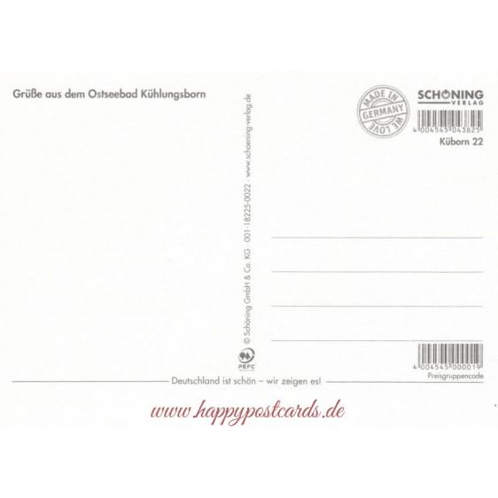Kühlungsborn - Chronicle - Viewcard