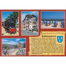 Kühlungsborn - Chronicle - Viewcard