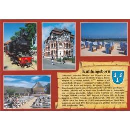 Kühlungsborn - Chronik - Ansichtskarte