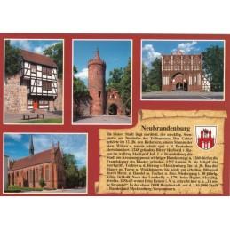 Neubrandenburg - Chronik - Ansichtskarte