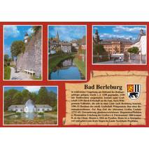 Bad Berleburg - Chronicle - Viewcard