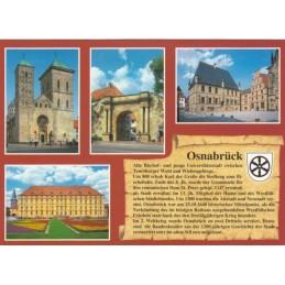 Osnabrück - Chronik - Ansichtskarte