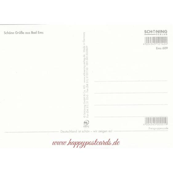 Bad Ems - Chronicle - Viewcard