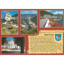 Bad Ems - Chronikkarte
