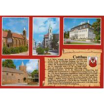 Cottbus - Chronicle - Viewcard