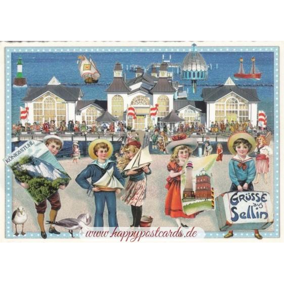 Rügen - Sellin