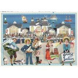 Rügen - Sellin - Tausendschön - Postkarte