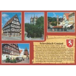 Schwäbisch Gmünd - Chronicle - Viewcard