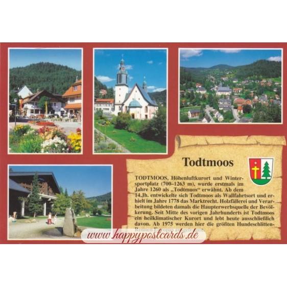 Todtmoos - Chronicle - Viewcard