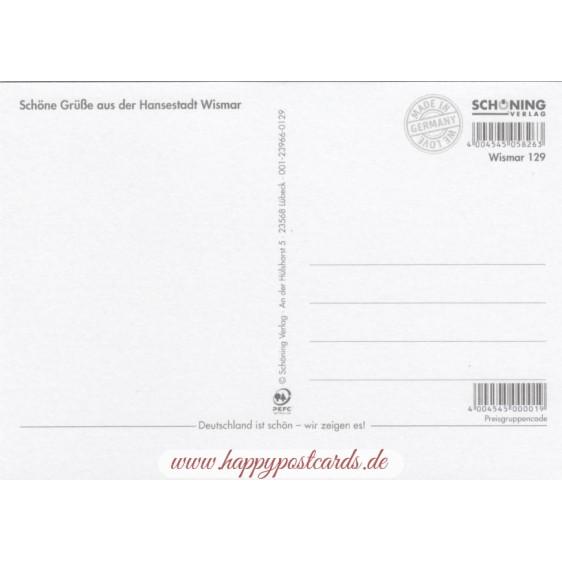 Wismar - Chronik - Ansichtskarte