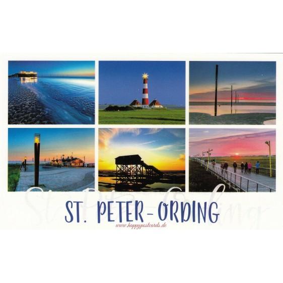 St. Peter-Ording 2 - HotSpot-Card
