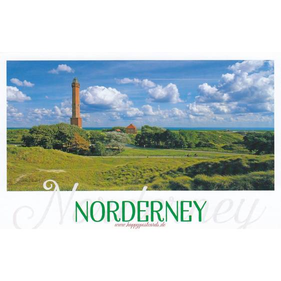 Norderney - HotSpot-Card