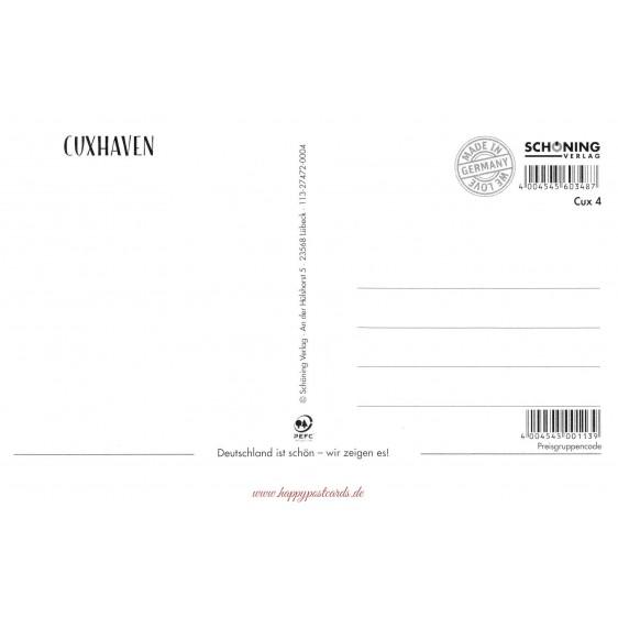 Cuxhaven - HotSpot-Card