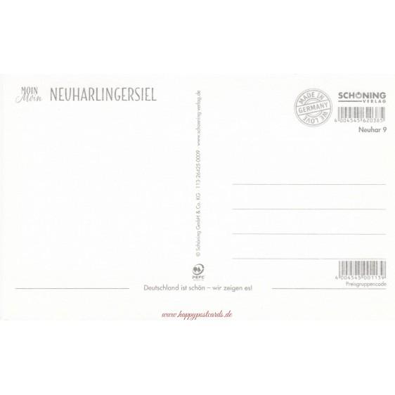 Neuharlingersiel - HotSpot-Card