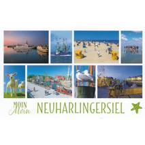 Neuharlingersiel - HotSpot-Card