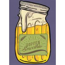 Hopfen Smoothie - Moment mal - Postcard