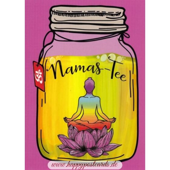 Namas-Tee - Moment mal - Postcard