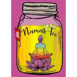 Namas-Tee - Moment mal - Postkarte