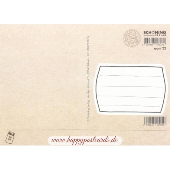 Weltenbummler - Moment mal - Postcard